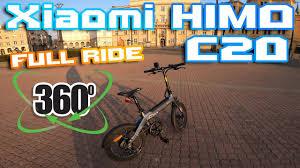 <b>Xiaomi Himo C20</b> ♂️   1st Ride + Gopro Max 360 Full Long Range ...