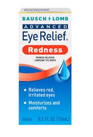 Instant <b>Red</b> Eye Relief - <b>Advanced</b> Eye Relief <b>Redness</b> Relief ...