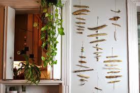 driftwood wall decor well
