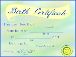 dog birth certificates dog birth certificates example for free free dog birth certificate