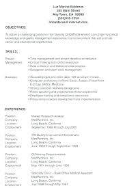 Objective For Basic Resume Basic Resume Objective Examples General ...