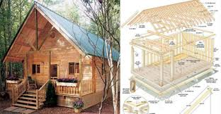 Small Picture Video Yes You Can Build This Cozy Cabin For Under 6000 http