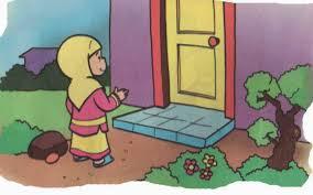 doa masuk rumah