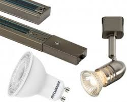 track lighting spotlights. This Is A Satin Nickel Finish Light Fitting And Takes 2 Pin Bulb Track Lighting Spotlights