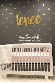 Baby Name Wall Designs