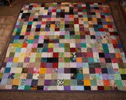 Items similar to Patchwork Quilt--King Size--Classic Americana ... & Scrappy Patchwork Quilt - Cal. King Size Quilt - 50% DEPOSIT Adamdwight.com