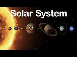 solar system song solar system planets 8 planets song