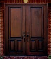elegant double front doors. Elegant Double Wood Entry Doors - Front Solid Rustic A