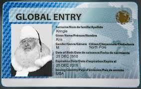 Santa Joins Global Entry | U.S. Customs and Border Protection