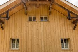 Holzfassaden Ein Natürliches Gebäude Kleid Berger Holzbau Gmbh