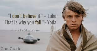 Luke Skywalker Quotes Best 48 Luke Skywalker Quotes To Awaken The Force In You