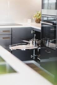 be a great addition to your kitchen so that you can pull the unit out without having to search for your items at the very back of a deep cupboard shelf