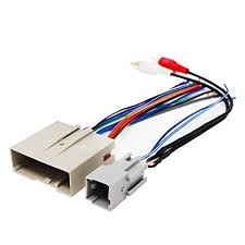 amazon com replacement radio wiring harness for 2005 ford escape 2004 ford escape wiring harness replacement radio wiring harness for 2005 ford escape, 2003 ford expedition, 2006 ford explorer