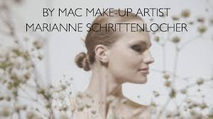 m a c make up step by step tutorial