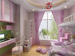 modern bedroom design for teenage girl. Beauteous Image Of Pink Modern Girl Bedroom Decoration Ideas Using Transparent Curtain Including White Design For Teenage C