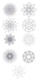 地紋マークの無料イラストaiepsの無料イラストレーター素材なら無料