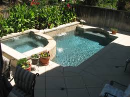 Outstanding Small Backyard Inground Pool Design Images Decoration Ideas