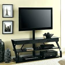 Staggering Stand And Mount Stands Mounts With Z Black  Realistic Tv Swivel For 65 Inch Black Inch Tv Stand54
