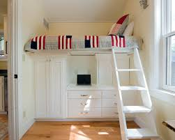 Ideal Loft Bunk Beds With Stairs for Small Space | Modern Loft Beds
