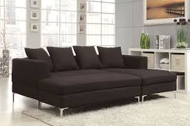 Living Room Chaise Leather Sectional Sofas With Chaise Poling Homes With Living Room