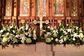 Of Wedding Decorations In Church Church Wedding Flowers Arrangements Flower Shop Wedding Flowers