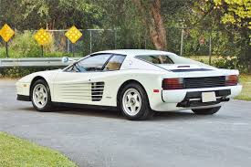 2018 ferrari testarossa. simple ferrari 1986 ferrari testarossa  throughout 2018 ferrari testarossa y