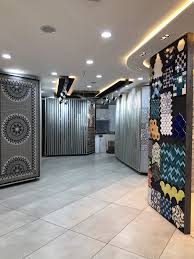 Tiles Showroom Design Ideas Showroom Tiles Display Mosaics Motif Wallpanel Trending