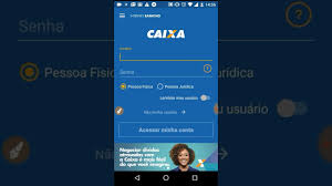 Cadastro internet banking Caixa. pelo celular Android. 2017. - YouTube