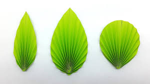 Designs Made From Leaves 3 Easy Diy Paper Leaves Making Instructions Paper Leaf Pattern
