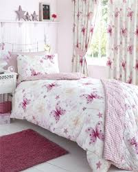 hot pink and purple baby bedding childrens pink double bedding pink kid bedding girls reversible double