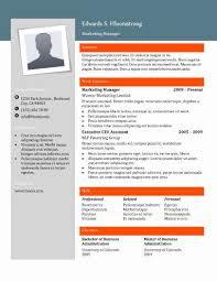 Award Winning Modern Resume Templates Free Download Best Resume Template Download Microsoft Word Resume Design