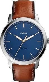 Американские <b>часы Fossil</b> The Minimalist <b>FS5304</b>, купить оригинал