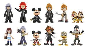 Kingdom Hearts Character Chart Funko Kingdom Hearts Mystery Minis Checklist Set Info Odds