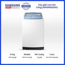 Mua ngay Máy giặt cửa trên Samsung 9.0kg – WA90M5120SW giá rẻ 6.450.000₫