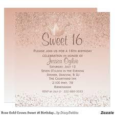 brilli awesome 17th birthday invitations