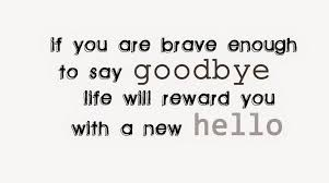 Goodbye Quotes Impressive Top 48 Splendid Goodbye Quotes For Him Triangle Quotes
