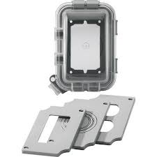 cooper wiring devices wiu 1 cooper wiring wiu 1 weatherbox trade 1 gang