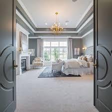 grey master bedroom design ideas