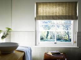 simple window treatments for bay windows .