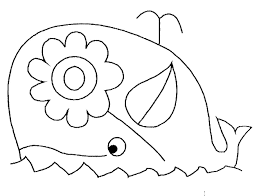 Coloriage Baleine Coloriage Coquillage Coquillages Et Crustac S