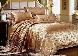 gold bedspread choices gold jacquard bedding set xyycjud