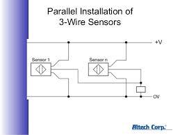sensors2006 parallel installation of 3 wire sensors v