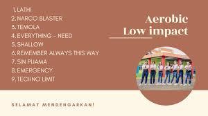 Music aerobic loss doll low impact musik aerobik terbaru mus. Download Musik Aerobic Low Impact 1 Jam Slow Daily Movies Hub