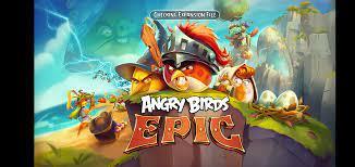 Angry Birds Epic RPG Mod apk download - Rovio Entertainment Corporation Angry  Birds Epic RPG Mod Apk