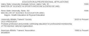 Image Sample Education Section MS Sports Medicine Exercise