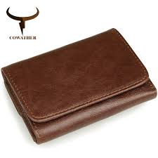 cowather korea style 100 top cow leather men wallets vintage fashion big capacity good leather male purse 8106 free