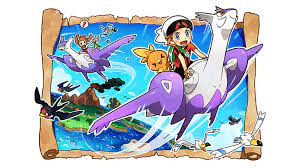 Pokemon Omega Ruby and Alpha Sapphire Includes Aerial Battles and New  'Soar' Ability