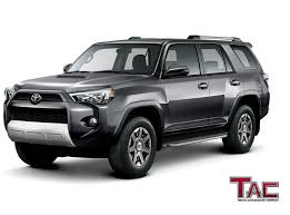Amazon.com: TAC Running Boards for 2010-2018 Toyota 4Runner Trail ...