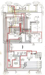 1974 vw alternator wiring diagram images alternator wiring wiring diagram also vw bus fuse box type 3 notchback