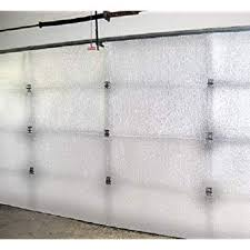 us energy s nasa tech white reflective foam core garage door insulation kit 9l x 7h or 9l x 8h single garage doors r8 upgraded tape